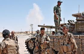 siege army syrian army ends years siege of deir ez zor airbase