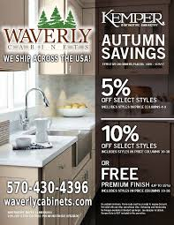 kemper choice get custom styles from waverly cabinets