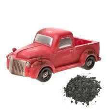 100 Small Pickup Truck Amazoncom Fairy Garden Mini OldFashioned Red With