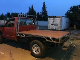 100 Used Truck Flatbeds Custom Flatbed 3 Steps With Pictures