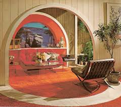 Above 1970s Decor Features Bring Nature Inside Your Home