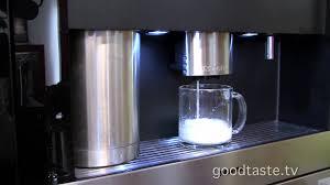 HomeWerks Built In Miele Coffee Machinemov