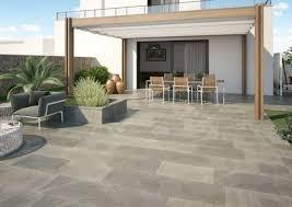 terrasse carrelages et dallages pour l extérieur côté maison