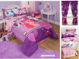 my little pony bedding twin decors ideas