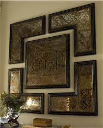 Wall Art Designs Set 5 Piece Mirrored Sets Pertaining To Framed Plan