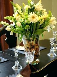 Table Vases Vase For Dining Simple With A Twist Large Room