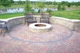 Patio Ideas ~ Building A Propane Outdoor Fire Pit Diy Fire Pit On ... Interesting Ideas Cement Patio Astonishing How To Install A Diy Spice Up Your Worn Concrete With Flo Coat Resurface By Sakrete Build In 8 Easy Steps Amazoncom Wovte Walk Maker Stepping Stone Mold Removing Stain In Stained All Home Design Simple Diy Backyard Waterfall Decor With Grave And Midcentury Epansive Amys Office Step Guide For Building A Property Is No Longer On Pouring Interior