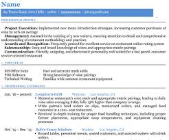 Experience 4 To 10 Year Resume Sample India