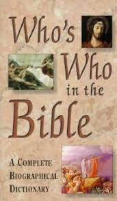 Whos Who In The Bible By Consumer Guide Editors 1997 Paperback