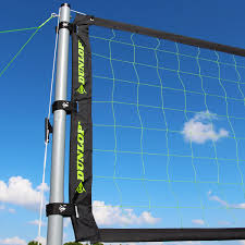 Dunlop Outdoor Sports Volleyball Set: Portable Net With Poles ... Grass Court Cstruction Outdoor Voeyball Systems Image On Remarkable Backyard Serious Net System Youtube How To Construct A Indoor Beach Blog Leagues Tournaments Vs Sand Sports Imports In Central Park Baden Champions Set Gold Medal Pro Power Amazing Unique Series And Badminton Dicks