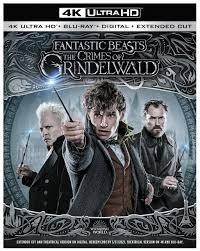 100 Blu Home Video Warner Bros Entertainment Announces Fantastic Beasts The