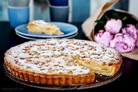 der italienische kuchen klassiker torta della nonna
