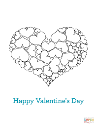 St Valentines Day Coloring Pages