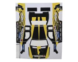 100 Truck Bed Decals SOR Graphics Proline F250 Brenthel Industries Chase Wrap Cab