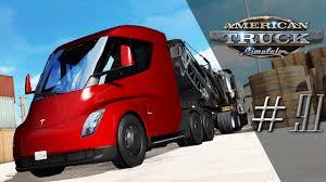 Lets Play' American Truck Simulator - SELLING My TESLA SEMI - #91 ...