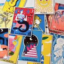 Ilustradores Europeos Reinterpretan Las Cartas De La Lotería