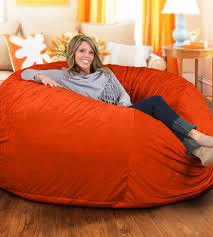 Fuf Chair Replacement Cover 6 ft bean bag chair cover only
