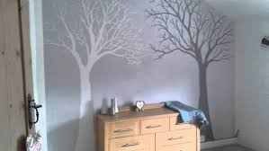 ergonomic birch tree wall mural decal see larger image tree wall