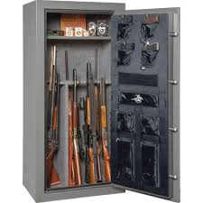 Stack On 14 Gun Security Cabinet Black by Gun Safes U0026 Cabinets At Tractor Supply Co