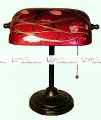 Green Bankers Lamp Shade Replacement by Tiffany Style Bankers Lamp Foter