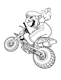 Super Mario Coloring Pages Free Online Printable Sheets For Kids Get The Latest Images Favorite