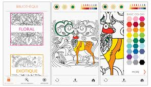 Discover Colorfy An App For Coloring Book For Ipad Tablets