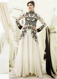 albarino net latest indian pakistani wedding dresses 2014