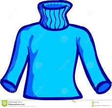 Turtleneck Sweater Clipart 1