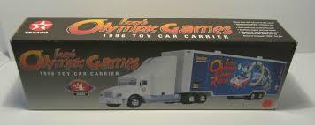 100 Car Truck Games Izzys Olympic 1996 Toy Rier 4 By Texaco EBay