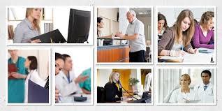 le déroulement de la formation de secrétaire médicale