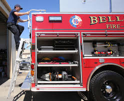 100 Fire Trucks Unlimited After A Long Road New Fire Truck Rolls Into Bellmead