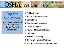 Eric Christensen, M.S. Safety & Occupational Health Specialist - Ppt ... 148454 Operator Transceiver User Manual Pc4500 Crown Powered Industrial Truck Oshe 112 Spring Ppt Download Safety Program Environmental Health And Osha Compliance For General Industry Oshas Top 10 Vlations Of Electrical Policies Number Caution Look Out For Trucks Sign Oce4385 Mfrc500zm Rfid Access Module With Can V24 If Basic Forklift Operation Thetrainer At Hilton Garden Inn Traing Material Handling Equipment