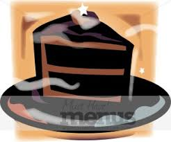 Chocolate Cake Clip Art