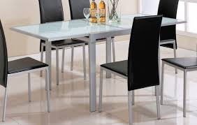 table de cuisine ronde en verre table cuisine verre trempe achat pas en newsindo co