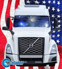 100 Roehl Trucking Happy 4th Of July Have A Great Celadon