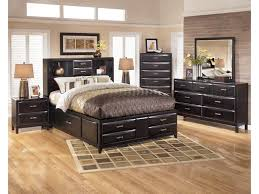Ashley Furniture Kira King Storage Bed Becker Furniture World