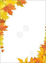 autumn border clip art Google Search Random Pinterest