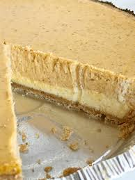 Pumpkin Layer Cheesecake by Double Layer Pumpkin Cheesecake Pie Together As Family