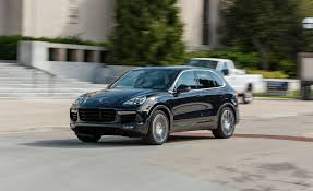 2019 Porsche Cayenne Turbo / Turbo S Reviews | Porsche Cayenne Turbo ...