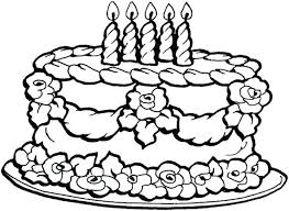 coloring book cake big happy birthday coloring page for point a pages free color book cake