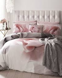 Best 25 Pink And Grey Bedding Ideas ly Pinterest Grey Inside