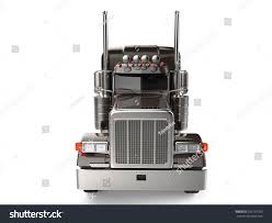Brown 18 Wheeler Truck No Trailer Stock Illustration 766137790 ...