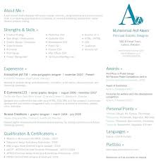 Best Of One Page Resume Sample How To Make Examples