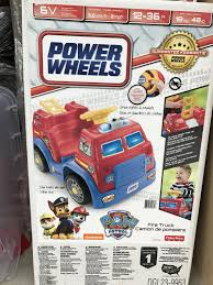 100 Power Wheels Fire Truck Best Paw Patrol Rideon For Sale In