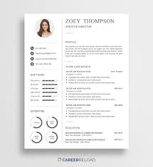 Free Modern Resume Template - Zoey - Career Reload 2019 Free Resume Templates You Can Download Quickly Novorsum Modern Template Zoey Career Reload 20 Cv A Professional Curriculum Vitae In Minutes Rezi Ats Optimized 30 Examples View By Industry Job Title Best Resume Mplates That Will Showcase Your Skills Soda Pdf Blog For Microsoft Word Lirumes 017 Traditional Refined Cstruction Supervisor Jwritingscom Builder 36 Craftcv 5 Google Docs And How To Use Them The Muse