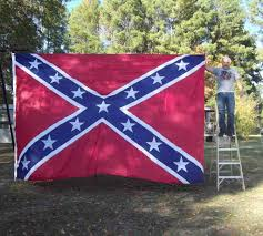 Confederate Flag Bedding by Big Flags Louisiana Rebel