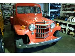 1958 Willys Pickup For Sale | ClassicCars.com | CC-758445 1951 Willys Pickup 1950 Jeep Truck Hot Rod Network 1959 Classic Pick Up For Sale For Sale 1958 For Classiccarscom Cc758445 1955 Willys Jeep Truck Youtube Craigslist Jamies 1960 The Build 1953 Cc9102 Heritage Station Wagon Photo Gallery Trucks Ewillys Page 6