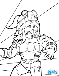 Surprise Roblox Coloring Pages Heroine Of Page S2l 1 Fototo Me
