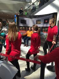 Star Trek Captains Chair by Putting Startrek Fans In The Captain U0027s Chair For Starfleetott