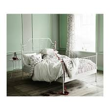 leirvik bed frame leirvik bed frame white luroy furniture source philippines